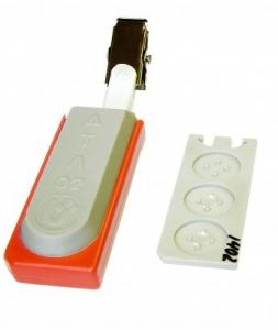 Дозиметры термолюминесцентные  ДТЛ-02